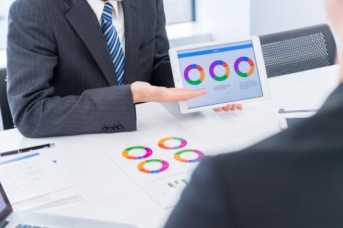 スマートカタログ活用例- 営業の働き方を改革-
